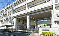 神奈川中学校 約280m(徒歩4分)