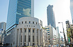 大阪証券取引所 約80m(徒歩1分)
