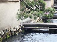 社家町(しゃけまち) 約530m(徒歩7分)