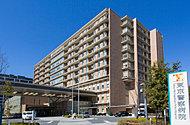 東京警察病院 約560m(徒歩7分)