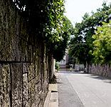 元麻布街並み 約490m(徒歩7分)(平成28年7月撮影)
