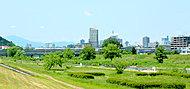あすと長町中央公園 約660m(徒歩9分)(平成28年8月撮影)