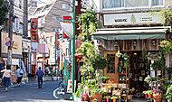 武蔵関駅北口商店街 約670m(徒歩9分)