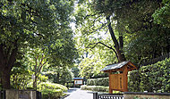 殿ヶ谷戸庭園 約440m(徒歩6分)