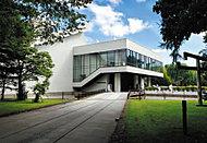北海道立近代美術館  約470m(徒歩6分)