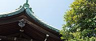 小日向神社 約550m(徒歩7分)