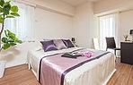 感性を育みながら明るく使いやすい約5.5畳の洋室2。