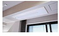 リビング・ダイニングには、室内の美観に配慮した天井カセット式エアコンを標準装備。