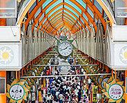 中野サンモール商店街 約180m(徒歩3分)