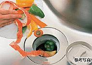 生ゴミなどの処理に便利なディスポーザを標準装備。節水・節電設計で、経済的な仕様です。