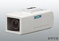 敷地内の要所に防犯カメラを設置。住まう方の安心感を高めます。