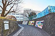 戸塚駅東口周辺の街並 約1,170m(徒歩15分)