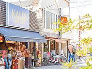 浜田山メインロード商店街 約490m(徒歩7分)(平成27年12月撮影)