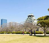 大阪城公園 約790m(徒歩10分)
