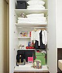 納戸とクローゼットの使いやすさを両立、寝具の収納に便利な「ふとんクローゼット」