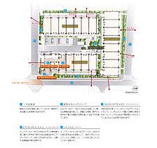 東急田園都市線「宮前平」駅。この駅徒歩3分のゆるやかなアプローチの先に「ザ・パークハウス 宮前平」は誕生します。大通りから離れた閑静なレジデンスエリア。敷地の三方が道路に面した開放感溢れる毎日。