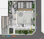 「世界平和記念聖堂」を南に臨む全邸南向き2面接道の角立地。「グラディス幟町レジデンス」の大きな価値はその立地にあります。都心部、注目度の高い幟町にあって、南向き2面道路の角立地を確保。