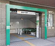 地下鉄七隈線「薬院大通」駅 約640m(徒歩8分)