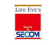三菱地所レジデンス、三菱地所コミュニティ、セコムが共同開発したマンションセキュリティシステム「LIFE EYE`S セコムシステム」を採用。