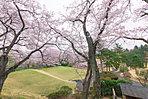 現地東側眺望【桜ヶ丘カントリークラブを臨む】