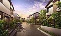 ■グランフォーラム祖師ヶ谷大蔵HAPIA■全26邸のゆとりの街並み