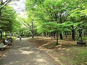 府中の森公園 630m 徒歩8分