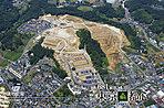 ※分譲地空撮 平成25年9月撮影