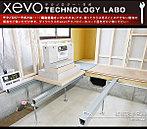 xevo TECHNOLOGY LABO テクノロジーラボ 構造現場 平成27年7月