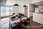 [1号地 内観]平成28年3月撮影 ※写真の家具・調度品は価格に含まれません。