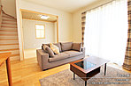 [3号地 内観写真]平成28年8月撮影 ※写真内の家具・調度品は販売価格に含まれます。