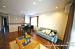 [A号地 内観]平成28年3月撮影 ※写真の家具・調度品は価格に含まれません。
