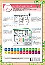 [4号地 プラン図]図面を基に描いておりますので、プラン及び外構・植栽は実際と多少異なる場合があります。また、家具・家電・備品・車などは価格に含まれません。