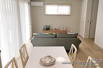 [1号地 内観写真]平成28年12月撮影 ※写真内の家具は販売価格に含まれますが、調度品は販売価格に含まれません。