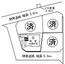 【 区画図 】(2016年10月)