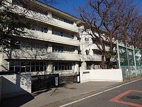 所沢中学校まで480m(徒歩7分)
