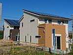 太陽光発電設備搭載。