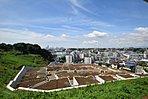 建売エリアからの眺望、みなとみらい、富士山を望めます。ぜひ現地でご体感下さい!