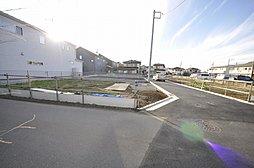 利便性と安心が共生する街 所沢市上安松 建築条件付売地