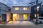 回遊する家。ビーバーハウスの提案する住空間を実現したモデルハウス公開中。