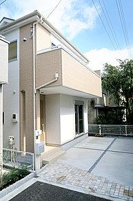 大規模分譲住宅!6街区 全37棟!3月末までモデルハウス限定公開!