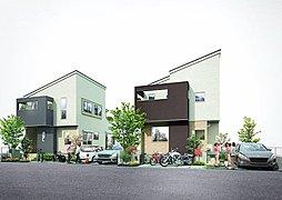 ポラスの分譲住宅 デコビアンカ我孫子【敷地40坪×土間プラン】