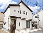 家具付きモデルハウス特別分譲中! (10号地モデルハウス)