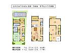 5号地モデルハウス  価格 : 3480万円 間取り : 4LDK 土地面積 : 74.21m2 建物面積 : 112.99m2