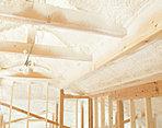 発砲断熱材で家を丸ごと包み夏涼しく冬暖かい省エネ住宅!