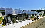 太陽光発電システム10kw以上搭載可能な分譲地です!10kw搭載で約50万円の年間売電収入が見込まれます!詳しくはお問合せ下さい!