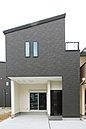 外観/現地モデルハウス(家具・照明付)