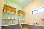 細かいところまで家族のことに配慮した設計で、和光の家の「無料自由設計」がお客様に選ばれています/当社施工例ミセスコーナー