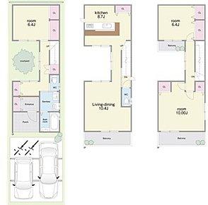 建築士のこだわりコンセプトハウス「シアタールームのある家」が完成!/天神ノ森モデルハウス写真