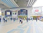 JR大阪環状線・京阪本線「京橋駅」まで550m 徒歩7分。地下鉄・JRがどちらも使える京橋駅は、大阪駅、心斎橋などの主要駅に1本で行ける便利な駅。周辺には飲食店が多数並んでおります。
