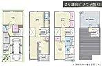 3階の洋室は可動式間仕切りがあり、ご家族のライフステージに合わせて間取りを変更できます。